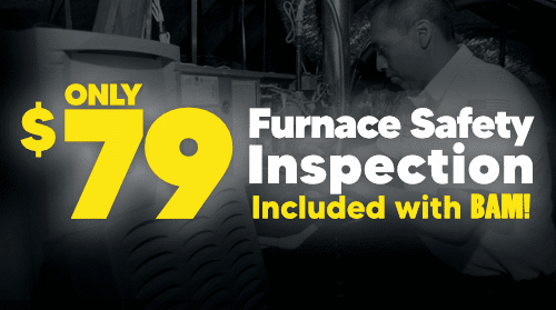 AC or Furnace Tune-up: $79 per system