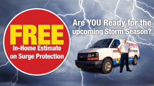 FREE In-Home Estimate on Surge Protection