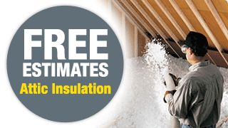 FREE Estimates on Attic Insulation