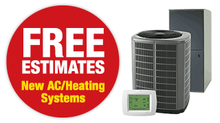 FREE Estimates on New AC & Heating Installations