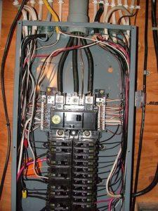 electrical panel wiring installation rh berkeys com wiring an electrical panel diagram wiring an electrical panel diagram