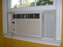 Window Air Conditioner Installation