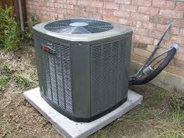 Cleaning A Outdoor Condenser Unit For