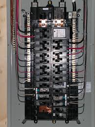 Breaker Box Diagram