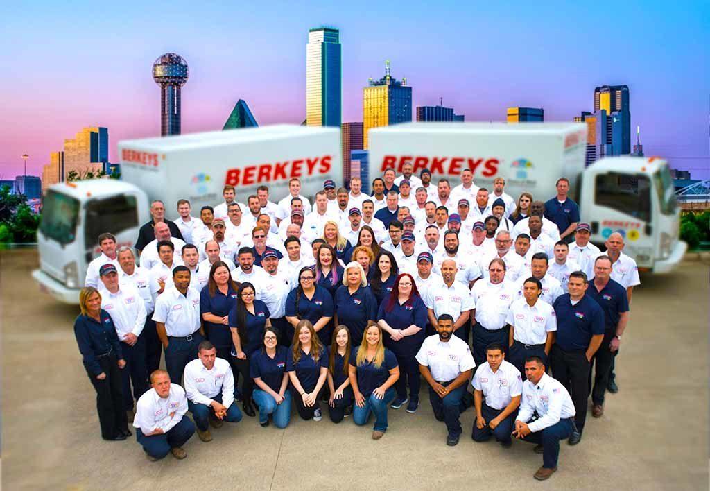 Berkeys Team 2017