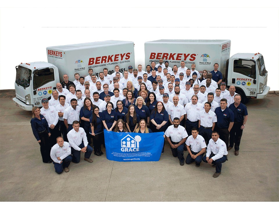 Berkeys Air Conditioning, Plumbing & Electrical Fort Worth TX