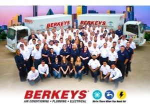 Berkeys Air Conditioning, Plumbing & Electrical of Arlington TX