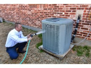 Air Conditioning Repair In Dallas, TX