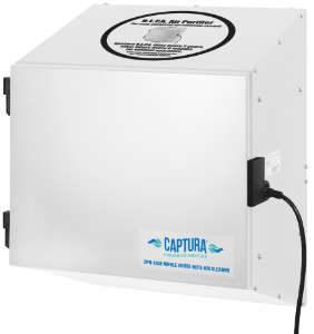 Captura HEPA Filter System