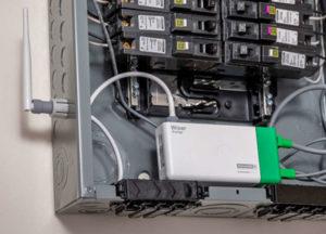 Wiser Energy Monitor Installed