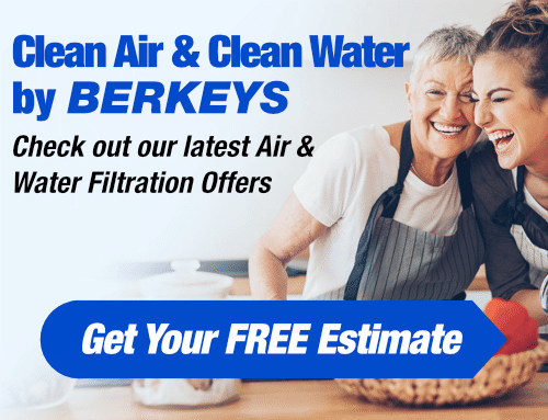 Clean Air & Clean Water by BERKEYS