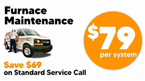 Furnace Maintenance - $79 per system