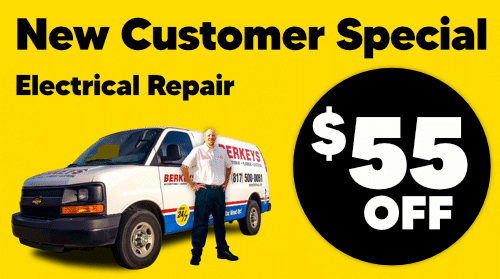 New Customer Special: $55 Off Electrical Repair