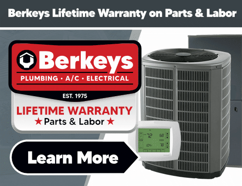 Berkeys Lifetime Warranty