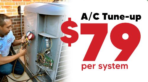 AC Maintenance - $79 per system