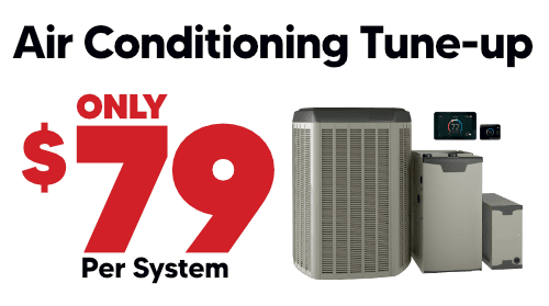 $79 Air Conditioning Tune-up