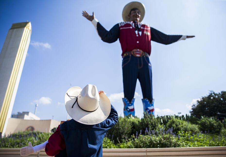 IT'S BACK!  Big Tex Choice Awards Finalists